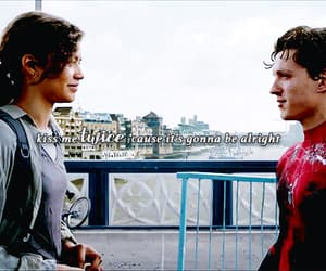 edit, peter parker, and far from home image