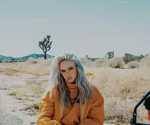 billie eilish, bellyache, and music image