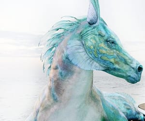 hippocampus and percy jackson image