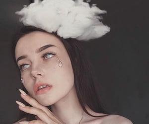 beauty, ethereal, and girl image