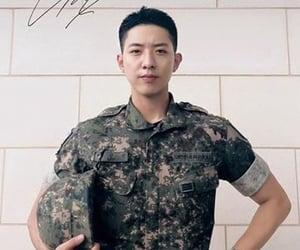 actor, korea, and band image