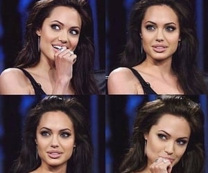 Angelina Jolie, beauty, and love image