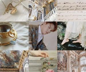 aesthetic, moodboard, and tea image