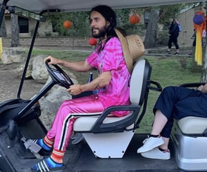 30 seconds to mars, jared leto, and camp mars image