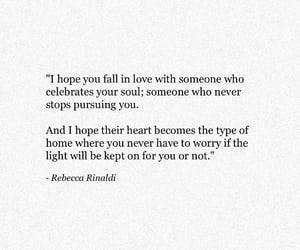 fall in love, never stops, and i hope image