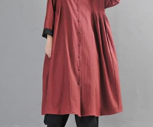 black coat, loose fitting coat, and etsy image