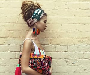 chic, girls, and turbantes image