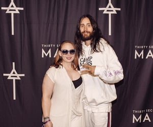 30 seconds to mars, jared leto, and echelon image