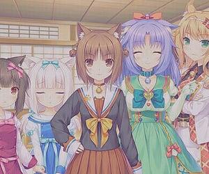 anime, nekopara, and anime girl image