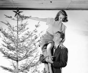 40's, Robert Mitchum, and navidad image
