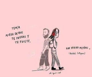 frases, miedo, and tumblr image