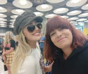 celebrities, madrid, and perrie edwards image