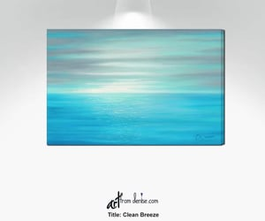 etsy, canvas art, and office artwork image