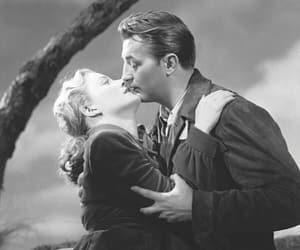 40's, Robert Mitchum, and rhonda fleming image