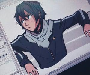 anime, anime boy, and fanart image