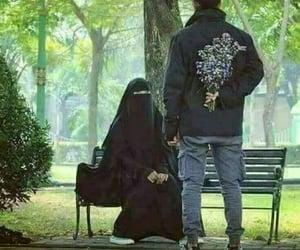 beautiful, hijab, and cute image