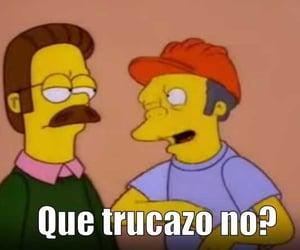 meme, simpson, and trucazo image