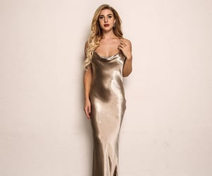 prom dress, maxi dresses, and evening gowns image
