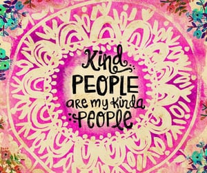 care, kind, and be kind image