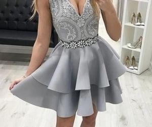 dress, wedding, and wedding dresses image