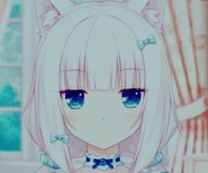 anime, icon, and nekopara image