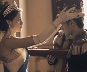 the crown and netflix image