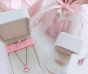 accessories and pink image