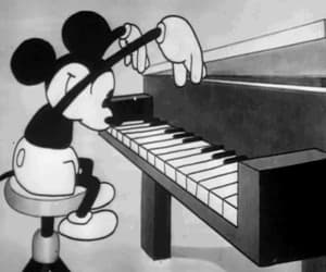 gif, mickey, and mickey mouse image