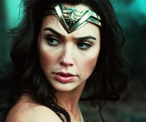 gif and wonder woman image