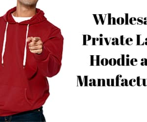 private label and private label hoodies image