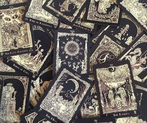 article, jazz, and tarot cards image