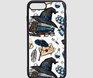 ebay, harrypotter, and cell phone accessories image
