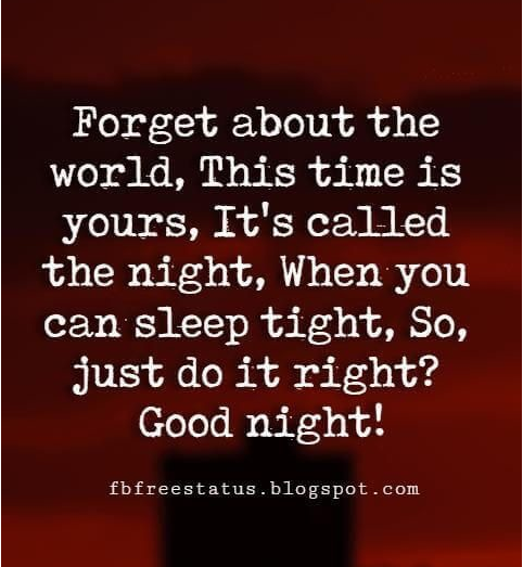 article, good night messages, and good night quotes image