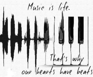 beats, life, and hearts image