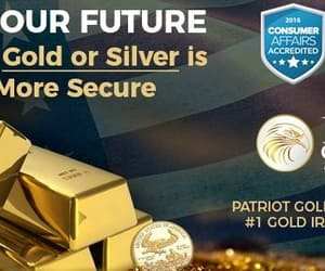 patriot gold group image