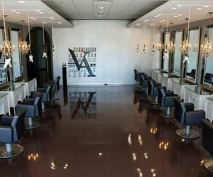 attractive salon offers image