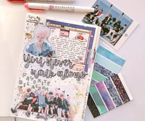 bullet journal kpop image