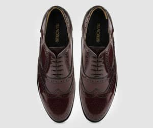 oxford shoes, lace up shoes, and lace ups image