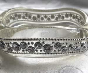 etsy, vintagevoguetreasure, and chunky bracelet image