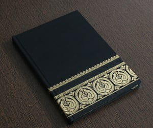 fashion and notebook image