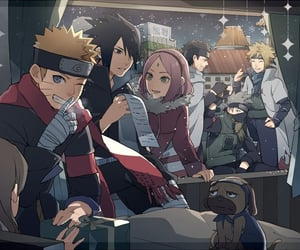 anime, naruto, and anime art image
