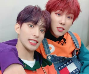 Seventeen, 17, and DK image