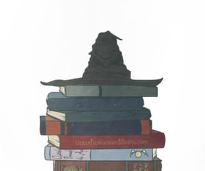 books, wallpaper, and harry potter image
