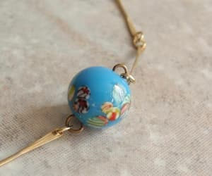 costume jewellery, gold filled necklace, and etsy image
