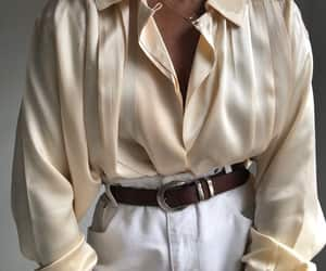 blouse, fashion, and vintage image