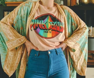 hippy, outfit, and inspiration image
