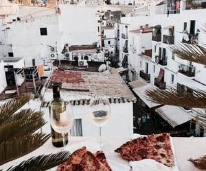 adventure, pizza, and aesthetics image