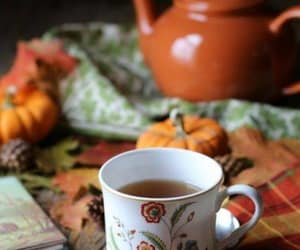 autumn, coziness, and autumnal image