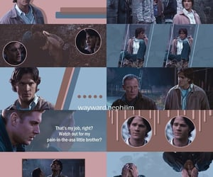 aesthetic, series, and dean winchester image