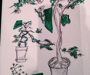 art, pen, and sketchbook image